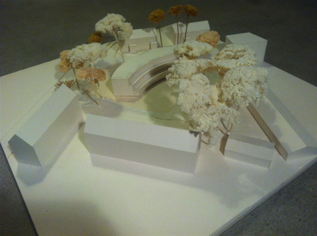 """Modellansicht (Foto) von """"Südwest"""""""